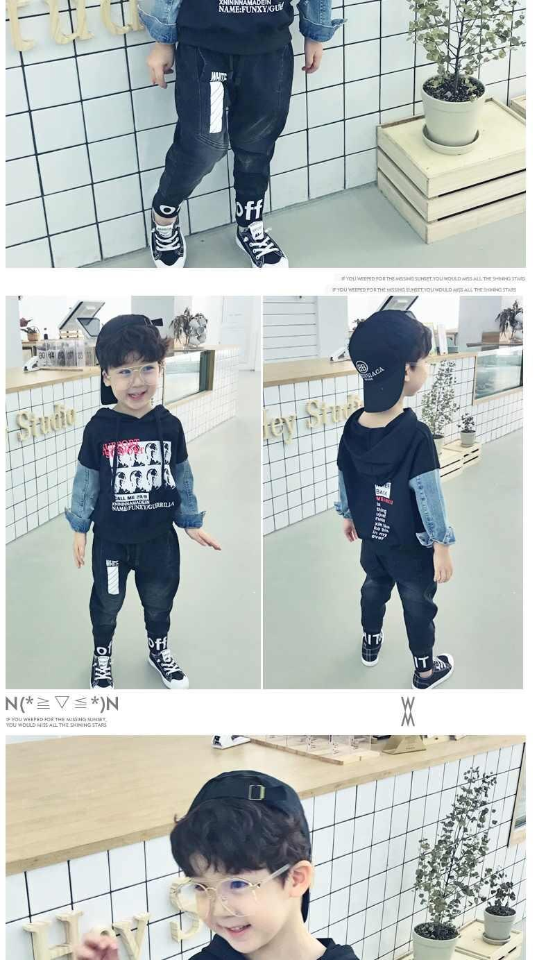 Winter Boys Jeans Thicken Boys Jeans Warm Kids Trousers Demin Pants For Children Causal Boy Baby Jeans THICKEN