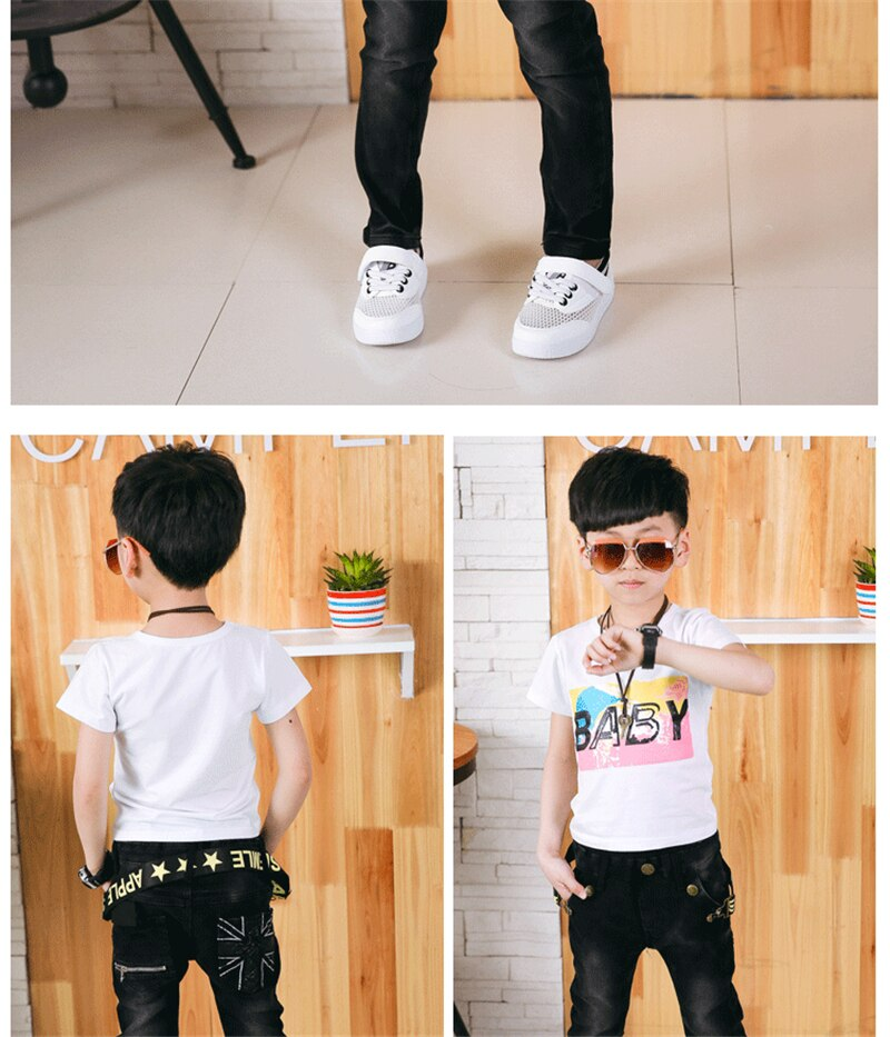Fashion boys jeans, fashion children pants high quality kids Spring and Autumn  casual trousers boys jeans, Size age: 3-14 years