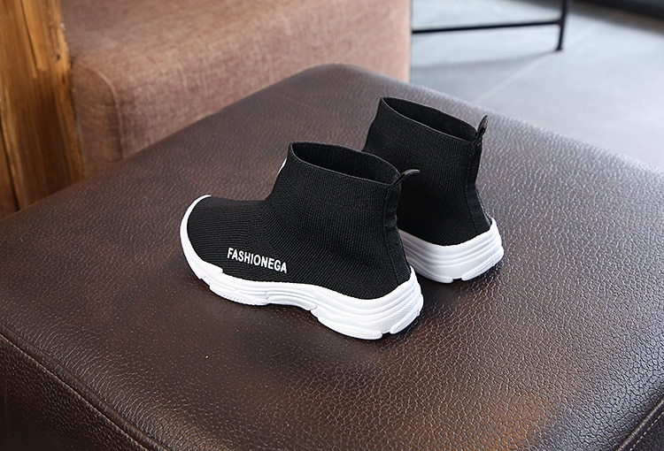 Spring New fashionable net breathable leisure sports running shoes for girls shoes for boys brand kids shoes