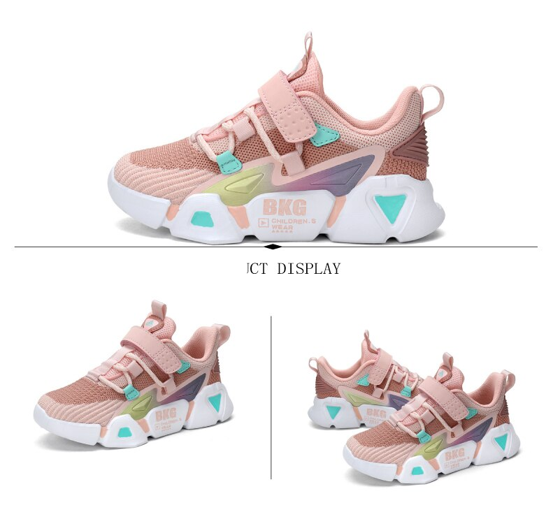 2020 Spring Brand Kids sneakers Girls shoes Boys Casual Children Shoes for Girl Sport Running Child Shoes Chaussure Enfant 2897
