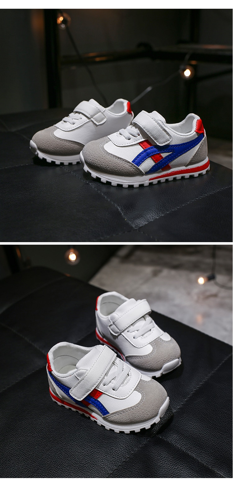 SKOEX Children Sport Shoes Girls Boys Baby Shoes Soft Fashion Running Sneakers for Kids Toddler Casual Trainers Tenis Infantil