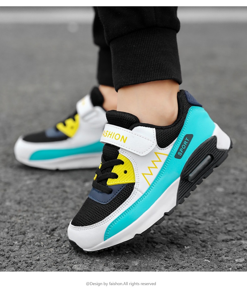 2020 New Children Sport Shoe Spring Boys running shoes Girls Casual tennis Shoes Kids Shoe for Girl Toddler Boy Sneakers