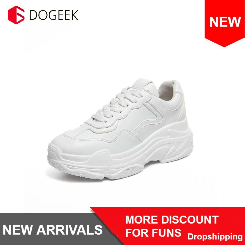DoGeek Newest Fashion Autumn Kids Shoes Fashion Mesh Casual Children Sneakers For Boy Girl Toddler Baby Breathable Sport Shoe