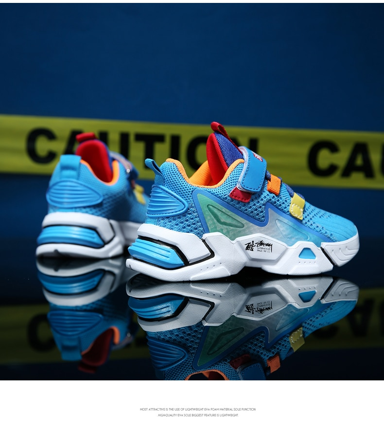 Children's tennis running Shoes Boys Sneakers boy casual Shoes Kids zapatilla кроссовки 6 7 8 9 10 11 12 13 year old child shoe