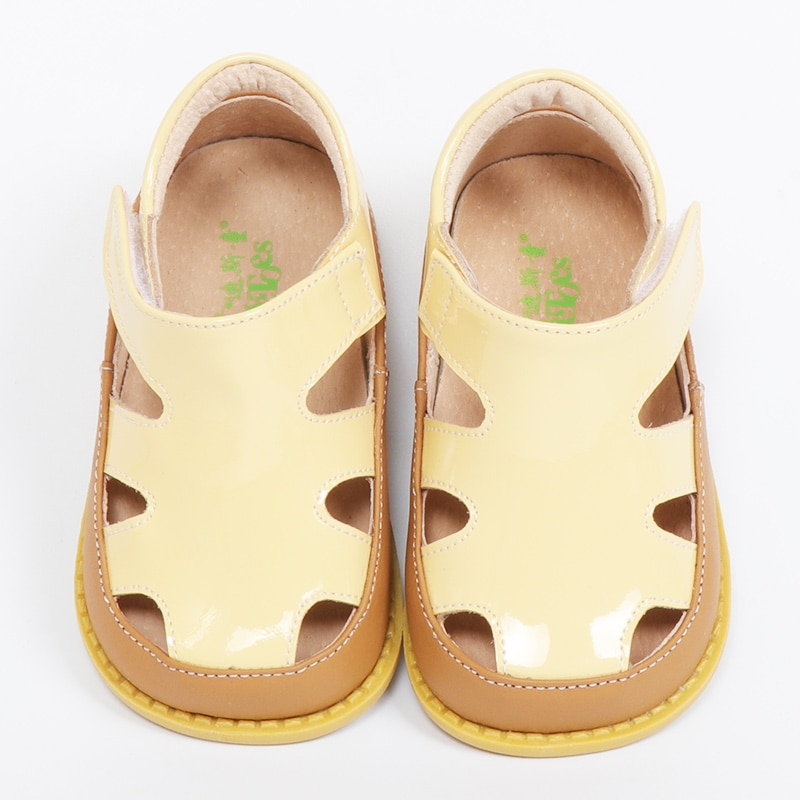 TipsieToes 2020 100% Soft Leather In Summer New Girls Children Beach Shoes Kids Sport Sandals 21034 Free Shipping Sandali