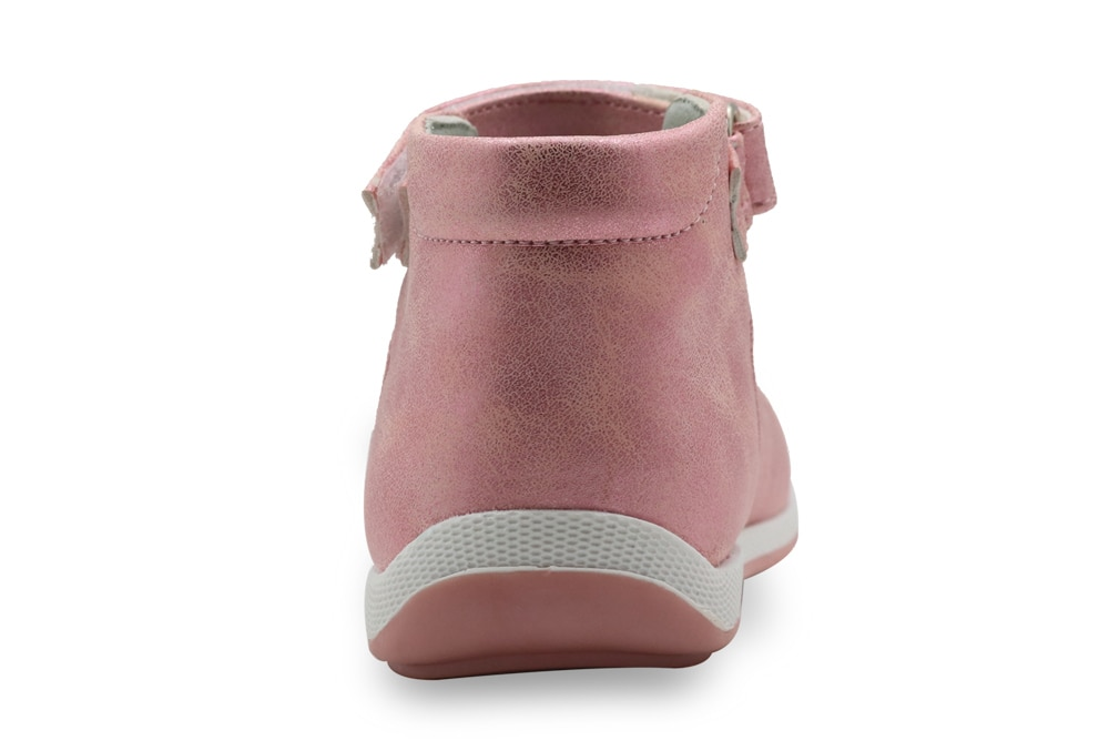Apakowa Girls Princess Cute Rabbit Sandals Toddler Children's All Season Casual Shoes for Party School Wedding with Arch Support
