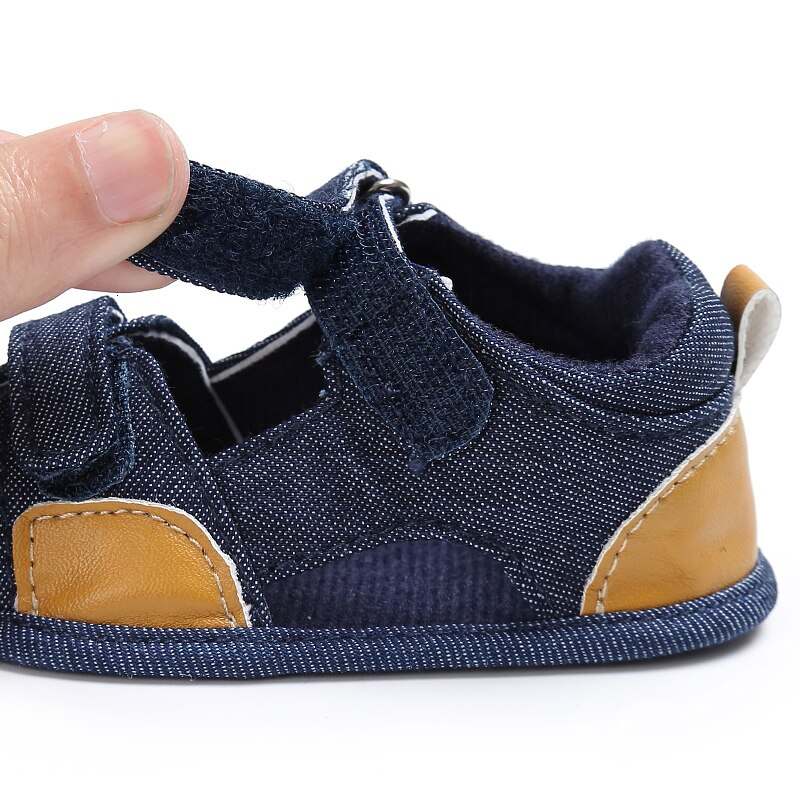 Unisex Soft Leather Baby Sandals With Non-slip Suede Soles For Boy And Girls Kid Toddler Baby Girl Boy Summer Sandals Anti Slip