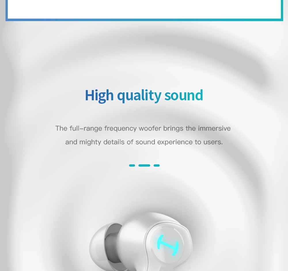 EDIFIER GM4 Wireless Gaming Earphone Bluetooth 5.0 PixArt Low Latency Touch Control with Noise-cancellation Voice Assistant