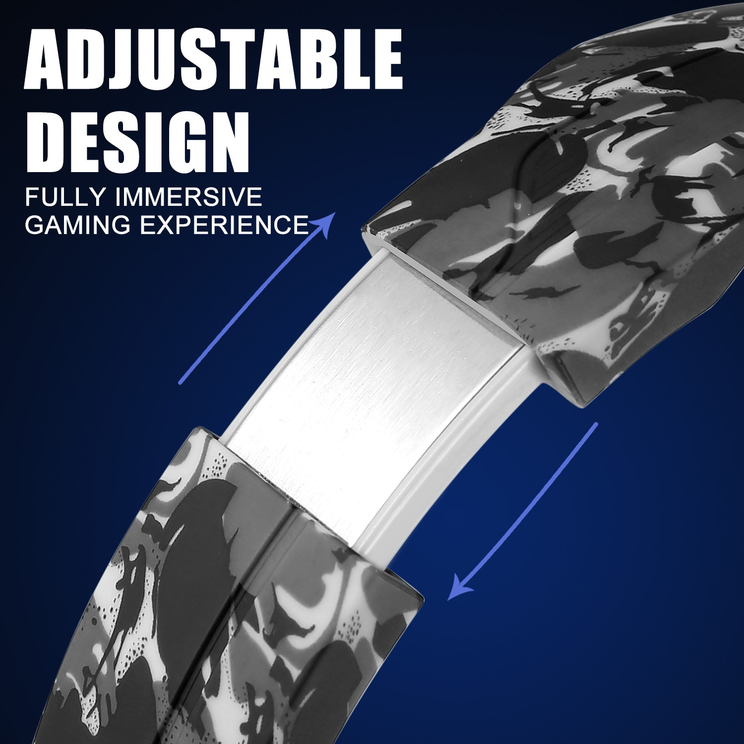 Wired Gaming Headset Glowing for Mobile phone Stereo Headphones with Mic for PS5  Supper Bass Earphone  for PS4  Xbox PC Laptop