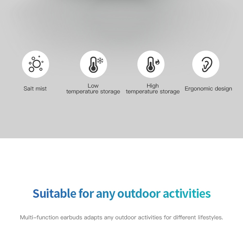 EDIFIER GM4 Wireless Earphone Gaming Headphone Bluetooth 5.0 PixArt Low Latency Touch Control Noise-cancellation Voice Assistant