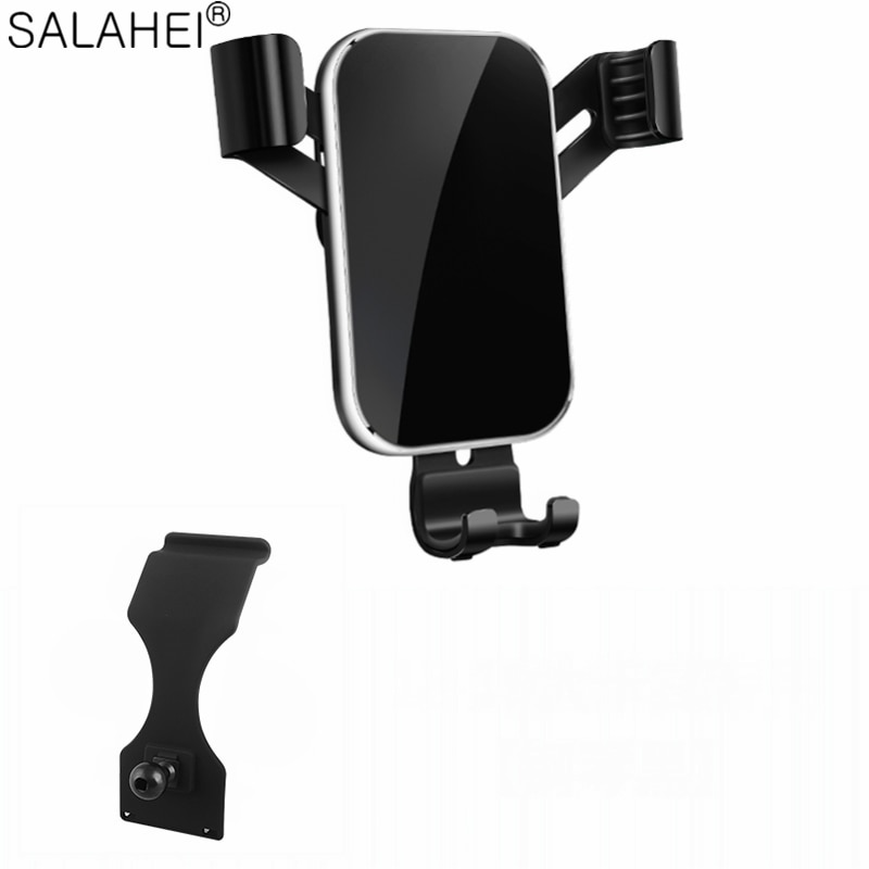 Mobile Phone Holder For Mercedes-Benz E Class W213 2017 2018 2019 Air Vent Mount Bracket GPS Phone Holder Clip Stand in Car