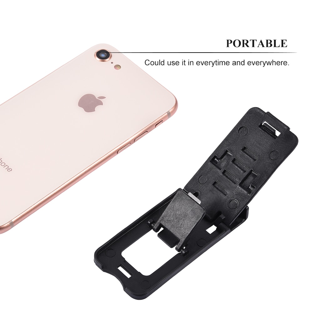 Universal Adjustable Mobile Phone Holder For iPhone 5 6 7 Plus For Samsung For Huawei For Xiaomi Beach Chair Shape Stand Stents