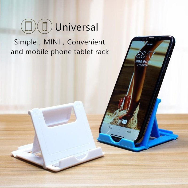 Adjustable Phone Holder Stand for iPhone 11 Xiaomi mi 9 Samsung S10 Foldable Mobile Phone Stand Desk For iPhone 7 8 X XS