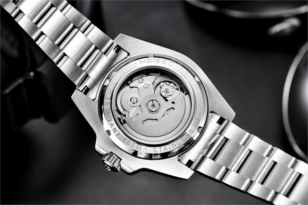 PAGANI DESIGN Men's Automatic Mechanical NH35A Wristwatch Stainless Steel Divers Watch Sapphire Glass Men Watches Reloj Hombre