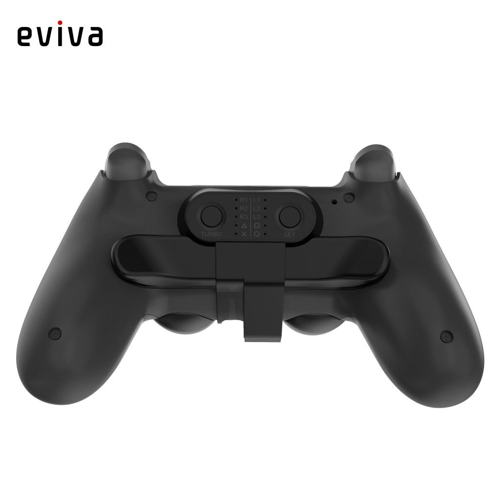 Extension Keys For Dualshock4 Controller Back Button Attachment For PS4 Gamepad Rear Paddles
