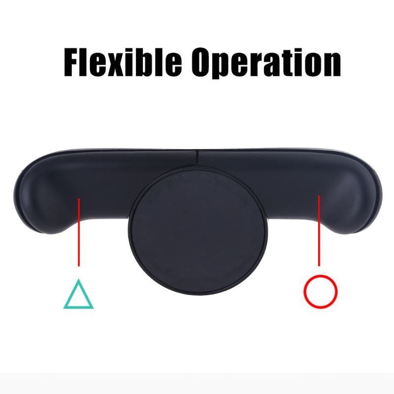Extension Keys Replacement For SONY PS4 Gamepad Back Button Attachment DualShock4 Joystick Rear Buttons Accessories ps4 back