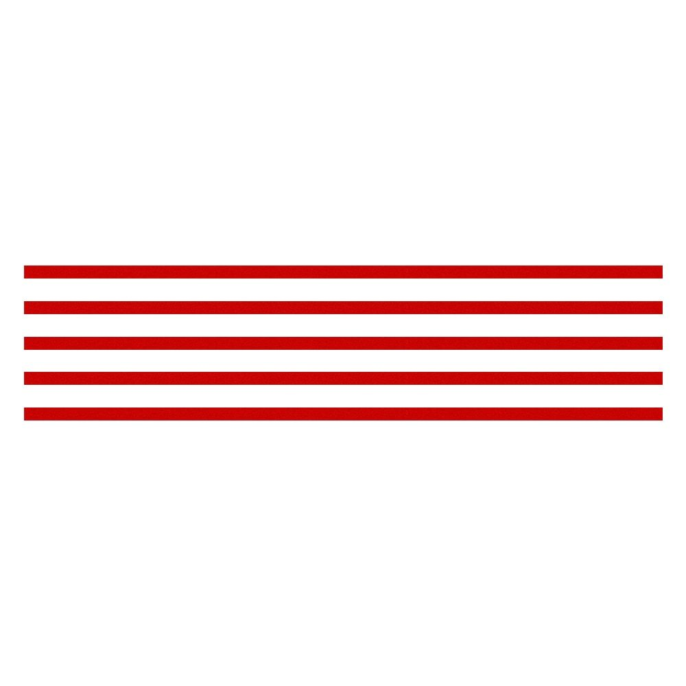 LEEPEE Car Strip Sticker Reflective Stickers Front Hood Grille Decals Car Styling Auto Decoration For VW Golf 6 7 Tiguan