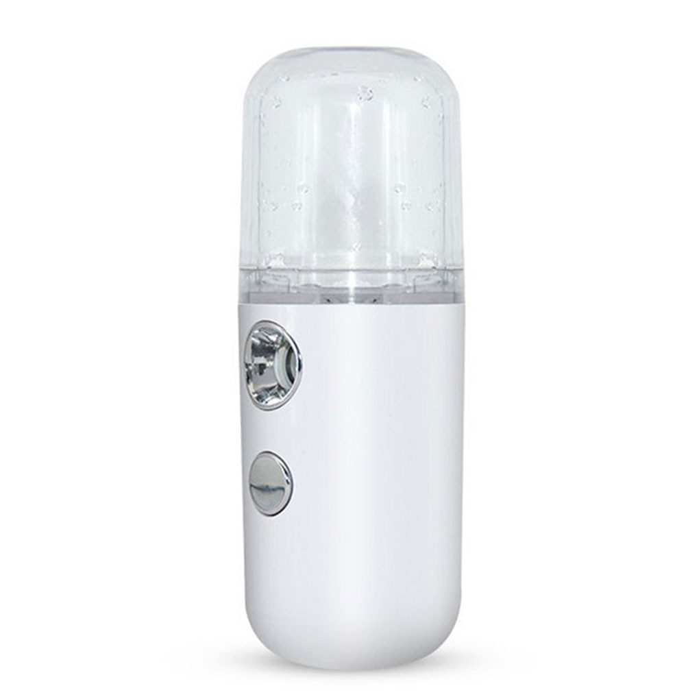 Nano Face Moisturizing Sprayer USB Rechargeable Portable Air Humidifier Handheld Water Atomizer Face Skin Care Tools