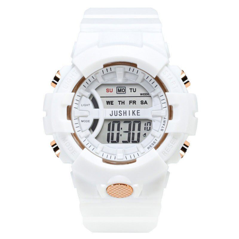 Women Watch Sport Moon Phase Complete Calendar Electronic  Female Students  Contracted  Trend  Movement  College of The Wind