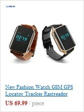 GPS Tracker Elderly Kids Smart Watch Tracker Safety Anti-lost Locator Wifi GPS LBS Tracking SOS Emergency Call And Alarm