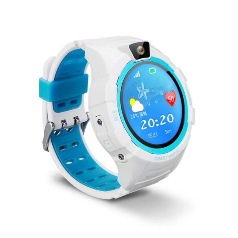 DW18S Smart GPS Watch With Camera Baby Watch SOS Call Location Device Tracker for Kid Safe Smart Child GPS Watch