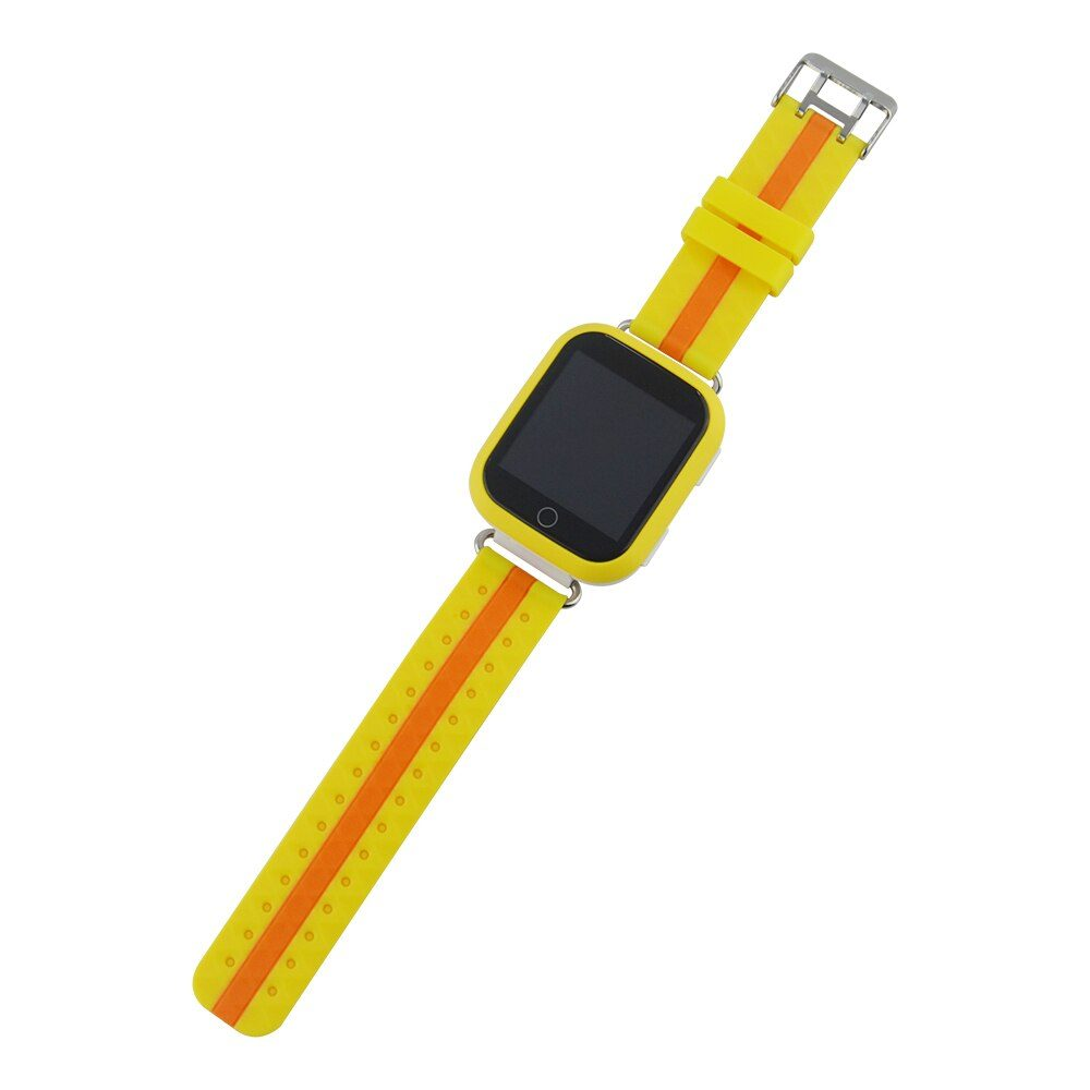 GPS Smart Watch Q100 Baby Watch with Wifi 1.54 inch Touch Screen SOS Call Tracking Device for Kid Student Children's Safe Kid's