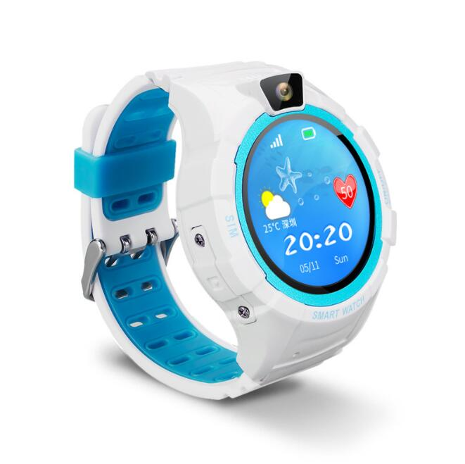 clock smartwatch for bracelets tracker kids gps watch sos watch with camera real-time positioning DW18S fitness tracker watch
