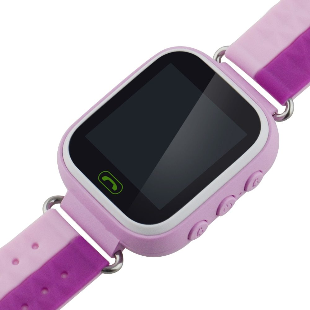 Q80 1.44 Inch Touch Screen Smart Watch LBS Location Watch Tracker for Kids With SOS Call Children Anti-lost Watch Locator