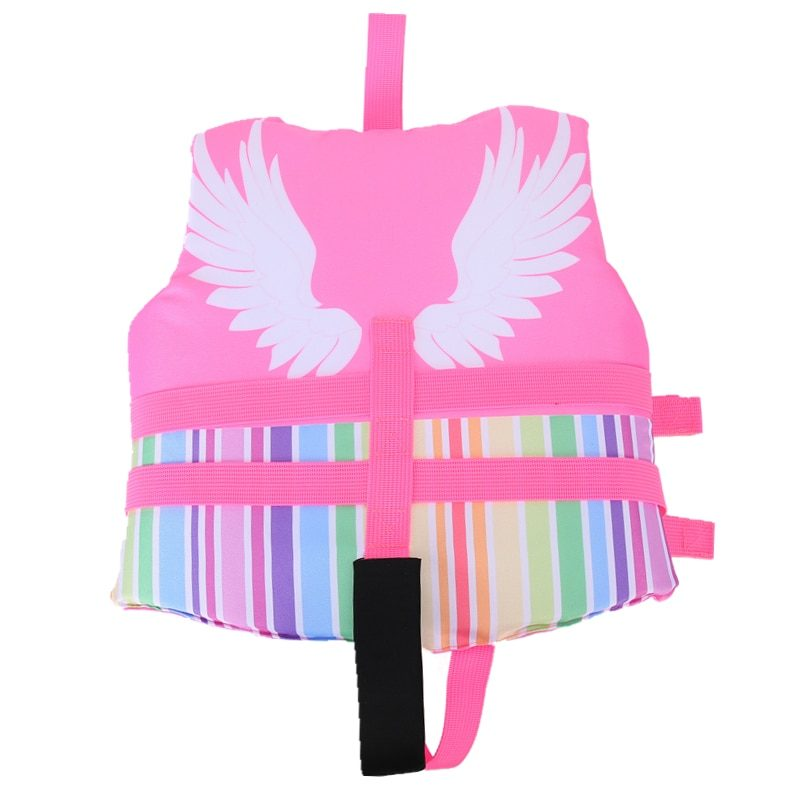 2019 Kids Life Vest Floating Girls Jacket Boy Swimsuit Sunscreen Floating Power Swimming Pool Accessories for Drifting Boating