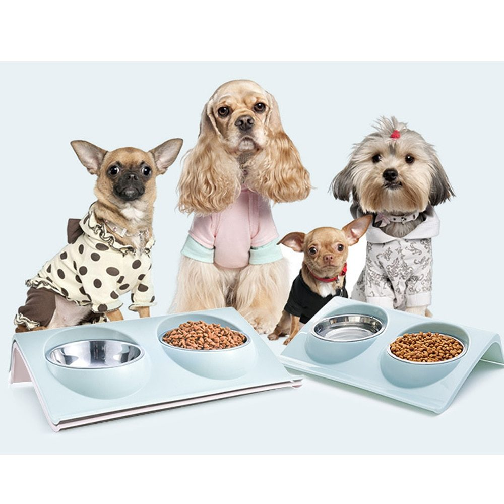 Pet Silica Gel Bowl Dog Cat Collapsible Dog Bowl Pet Food Storage Bowls Outdoor Travel Portable Puppy Food Container Feeder Dish