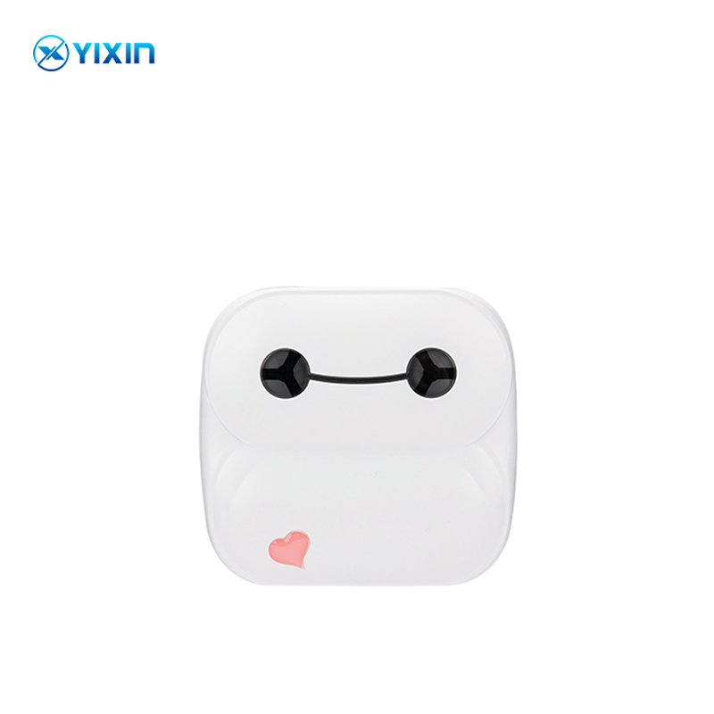 New PeriPage A6 Mini Pocket Printer Bluetooth Thermal Photo Printer For Mobile Phone Android IOS Label Printer For Kids Gift